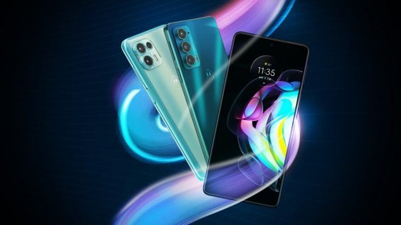 Motorola Edge 20 and Edge 20 Fusion launched in India on August 17, 2021;  Expected prices, features and specifications