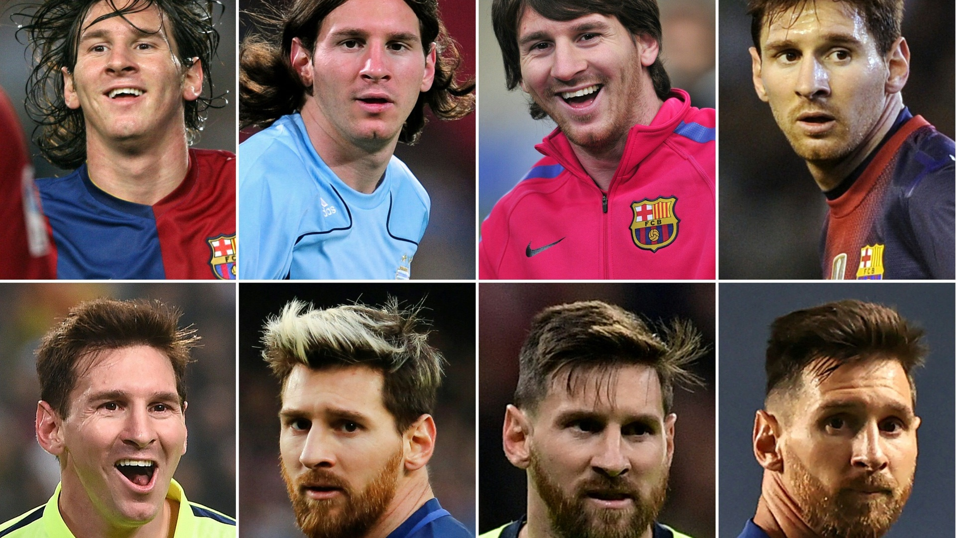 Why did Barcelona drop Messi?