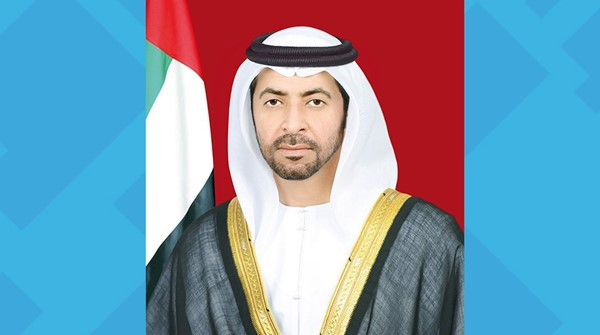 """Under the command of Hamdan bin Saeed, the Emirati Crescent """"Be their shadow in their heat"""""""