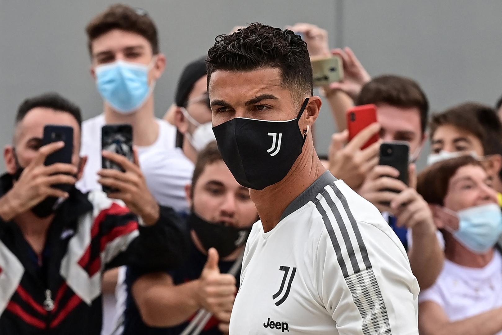 Possible venues for Ronaldo .. Arab League and Paris