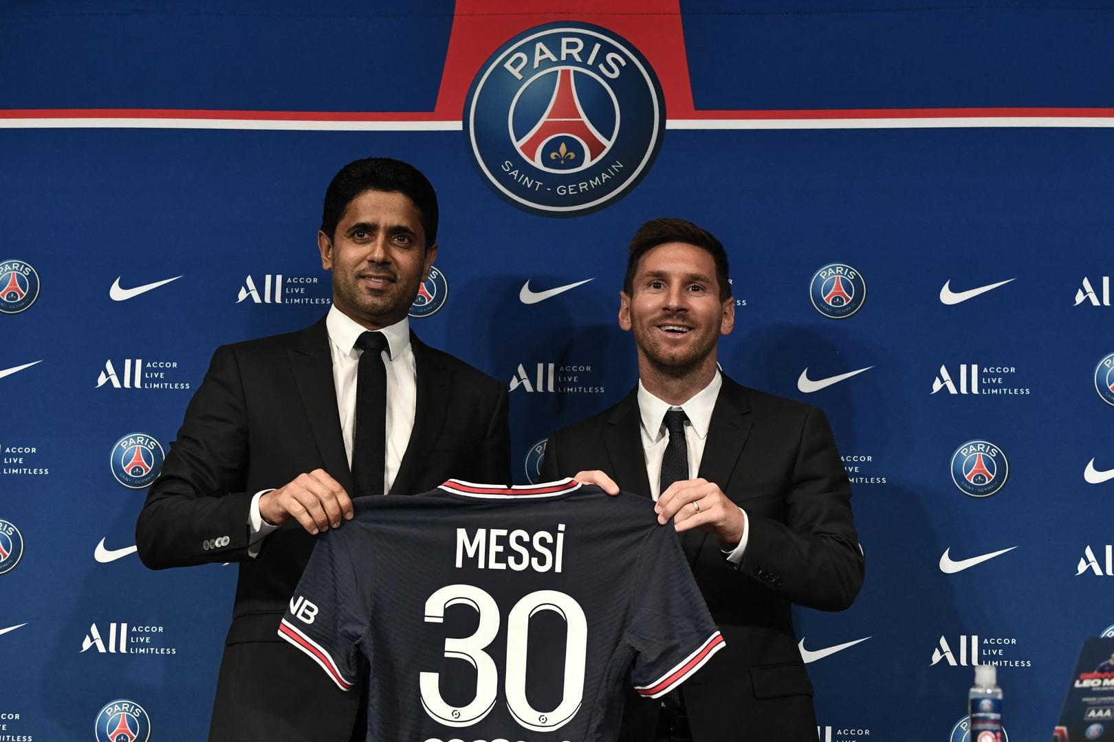 Al-Khalifa reveals detailed details of Messi's contract