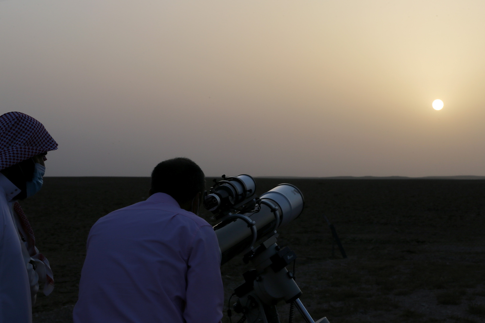Astronomical community in Jeddah: Saudi Arabia's sky and the Arab world see the closest connection between the two planets