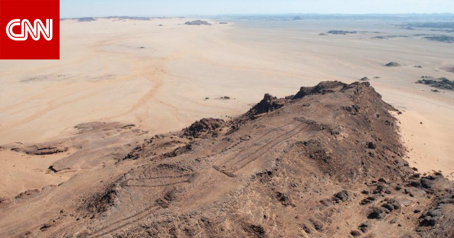 Stunning structures in the Saudi desert .. A researcher reveals more secrets of mysterious rectangles