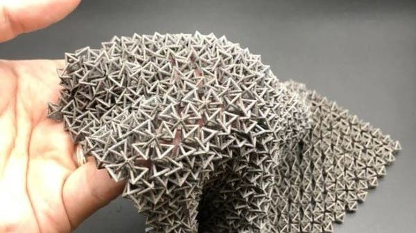 Next generation bulletproof fabric inspired by ancient armor!