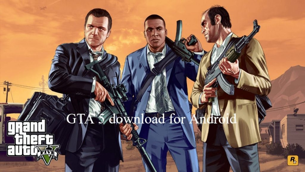 GTA 5 Download for Android Grand Theft Auto 5 Download Link and GTA 5 Game Codes