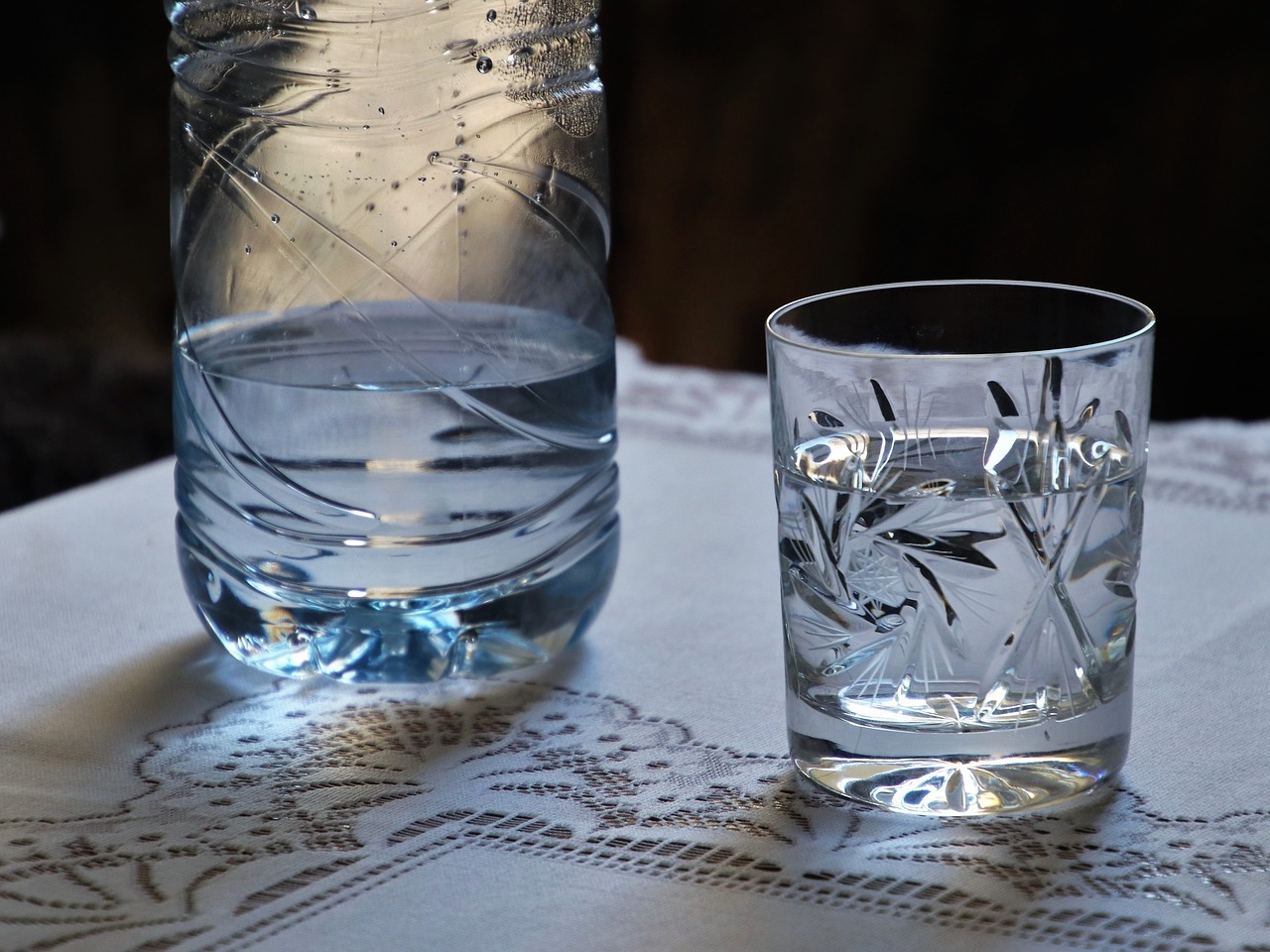 Study: Drinking enough water can prevent heart failure
