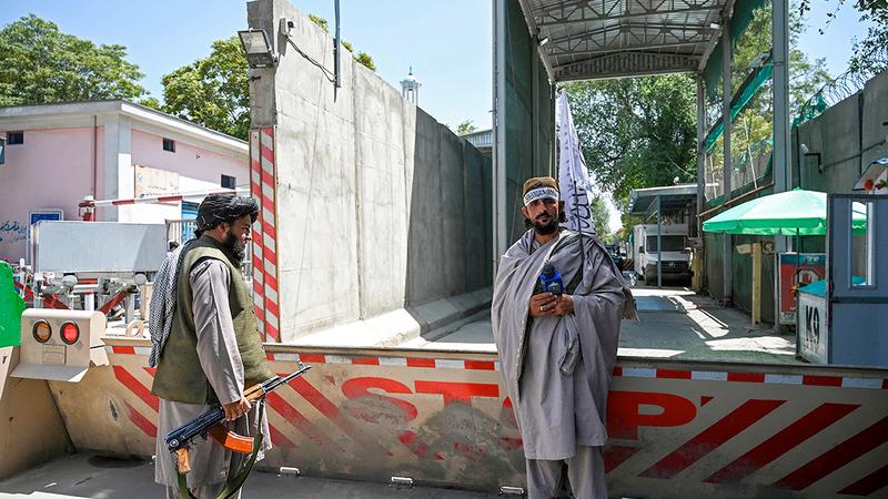 حركة «طالبان» حققت مكاسب تدريجية لسنوات.   أ.ف.ب