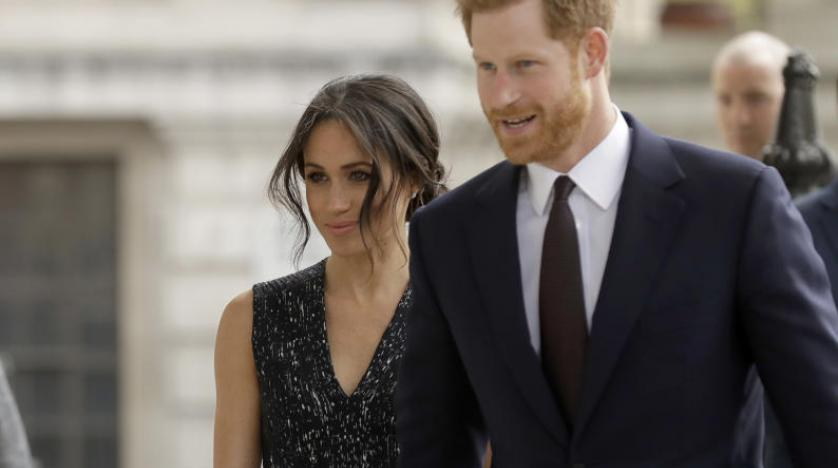 A book reveals new secrets about Harry and Megan leaving the royal family