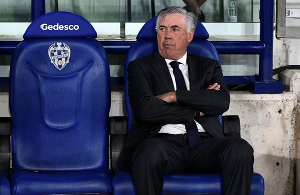 Ancelotti in adding Mbappe: Real is a great team!