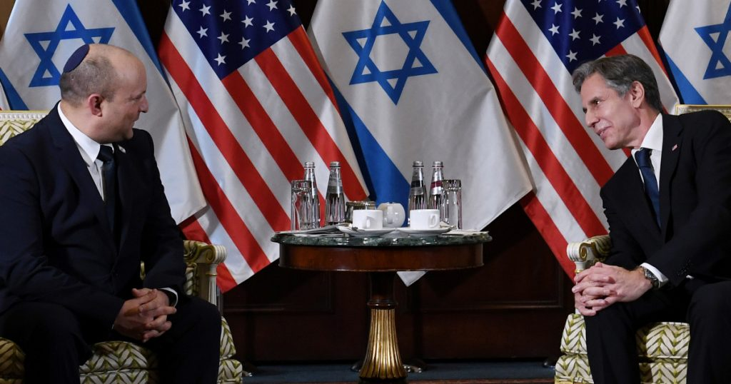 Bennett in Washington .. Israeli military superiority and a US commitment to adhere to diplomacy with Iran |  America News