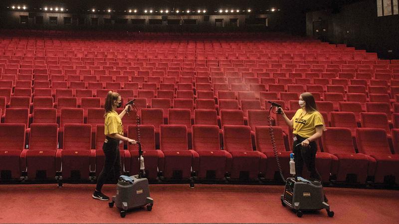 Cinemas challenge epidemiological and pessimistic notions