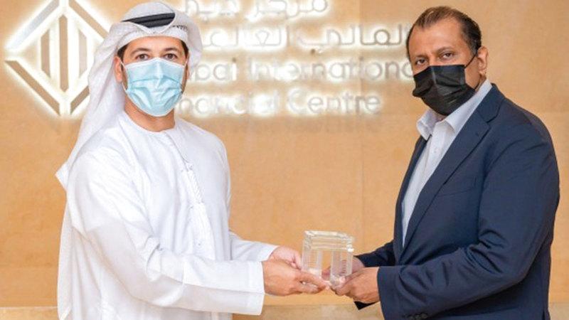 """DP World"" ""Dubai International Finance"" - Economy - Helps to obtain local business funding"