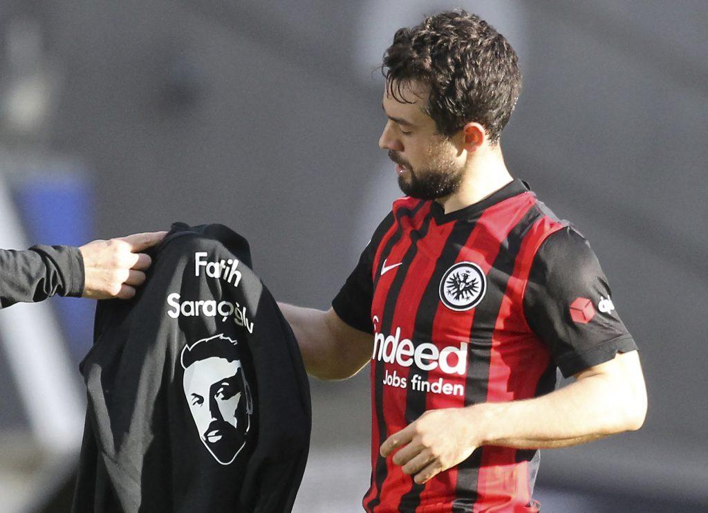 """Frankfurt star for Saudi league .. because """"salary"""""""