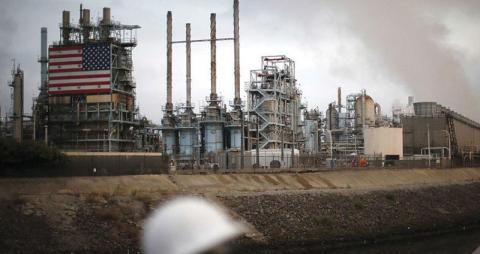 """""""Ida"""" handles oil prices ... and has eyes on OPEC"""