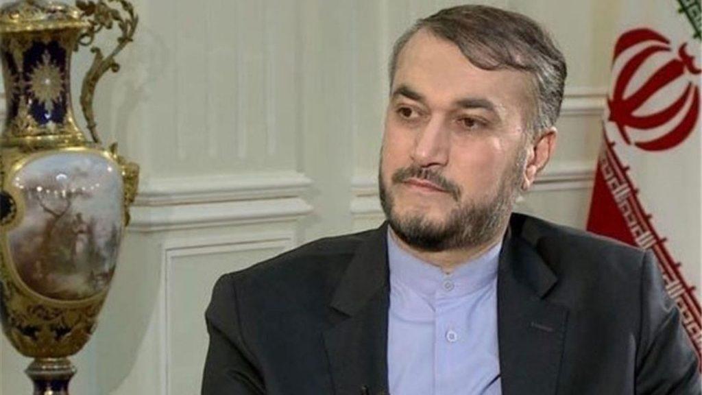 """وزير الخارجية الإيراني يكشف عن """"شروط"""" استئناف المفاوضات النووية"""
