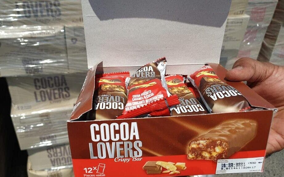 Israel seizes tons of Hamas chocolate - Political - International Variety