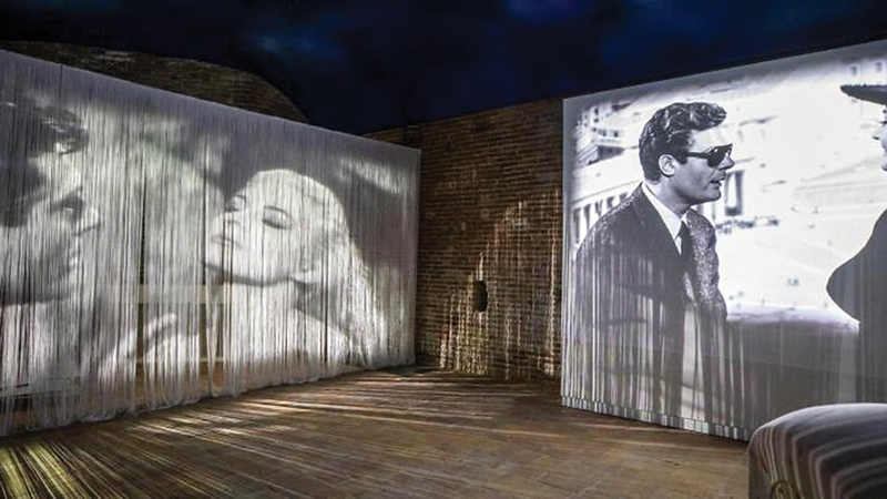 Italy is reminiscent of Federico Fellini - our life - culture