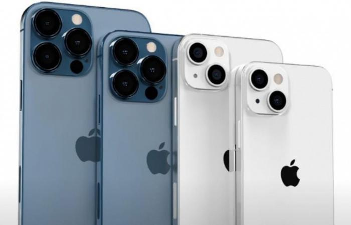 """Just a few days before the launch, learn about the most important features of the """"iPhone 13"""" phone"""