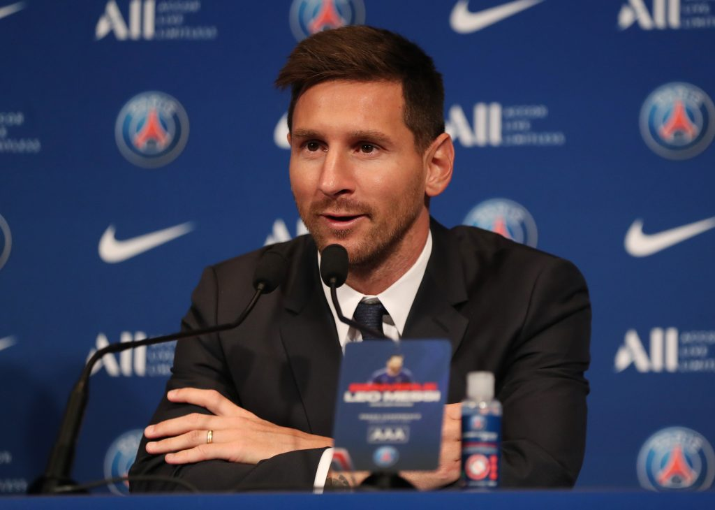 Messi: My dream is to win another title in the Champions League