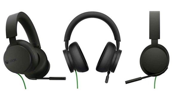Microsoft has released the wired Xbox stereo headset