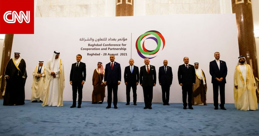 Mohammed bin Rashid, Emir of Qatar, Al-Sisi and Iranian Foreign Minister .. Most Important Meetings at the Baghdad Conference