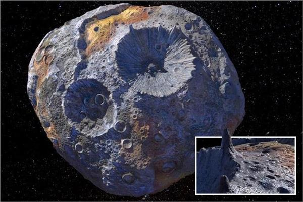 NASA plans to explore 16 psychological asteroids