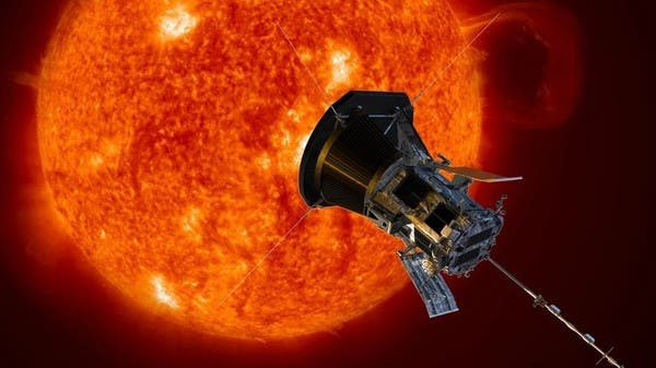 One study reached the closest point to the Sun at 532,000 km / h