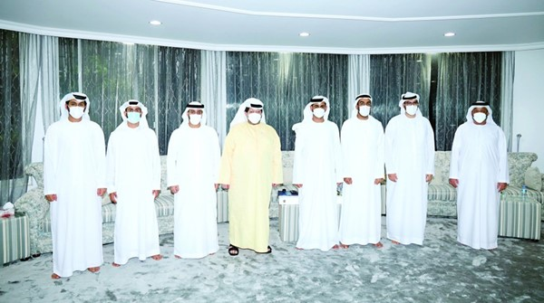 Saeed bin Tahnoon: Youth are at the forefront of leadership priorities