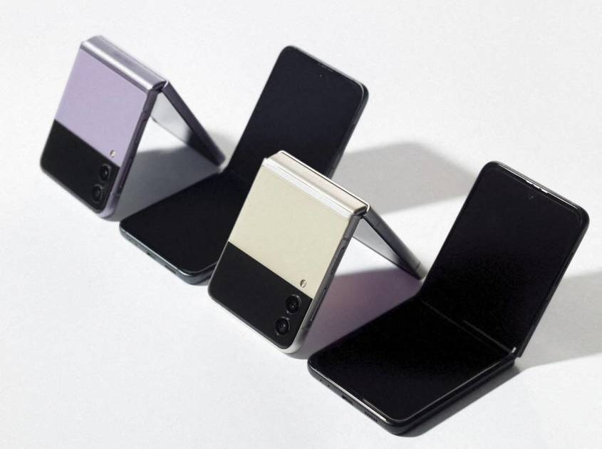"""""""Samsung"""" has released two """"competitor"""" foldable phones"""