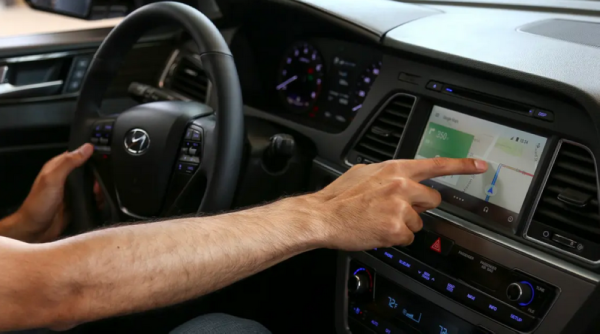 """Surprise .. Google stops the """"Android Auto"""" application on smartphones"""