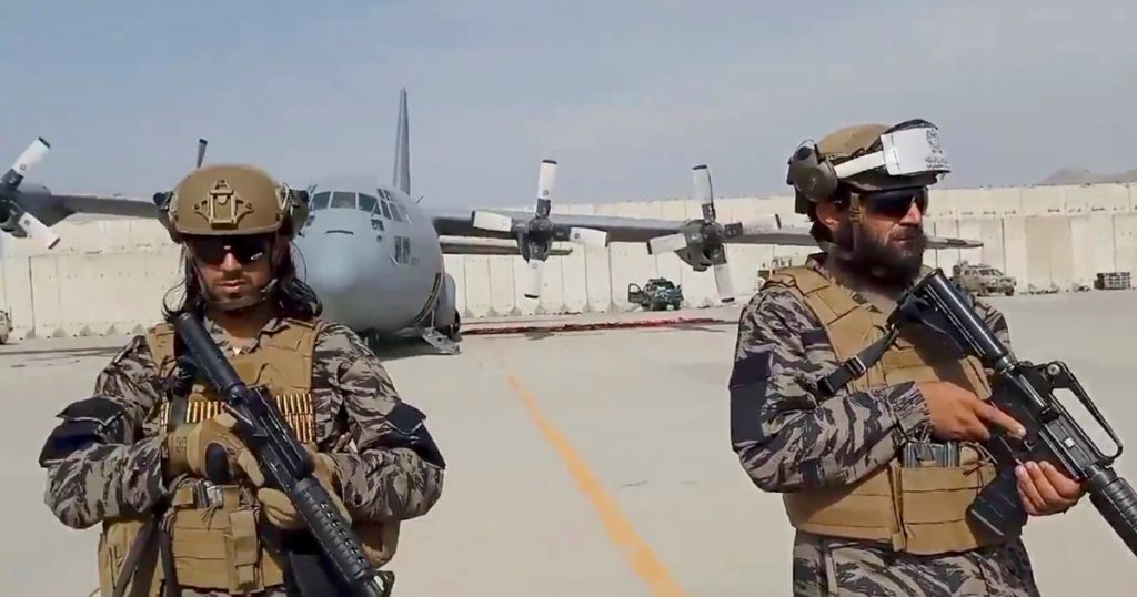 Taliban congratulate Afghanistan on US withdrawal, wish good relations with Washington and the world    Afghanistan News