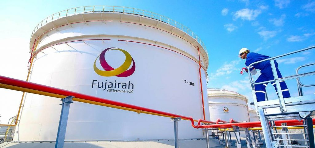 The Fujairah oil terminal is investing in a mega tanker project