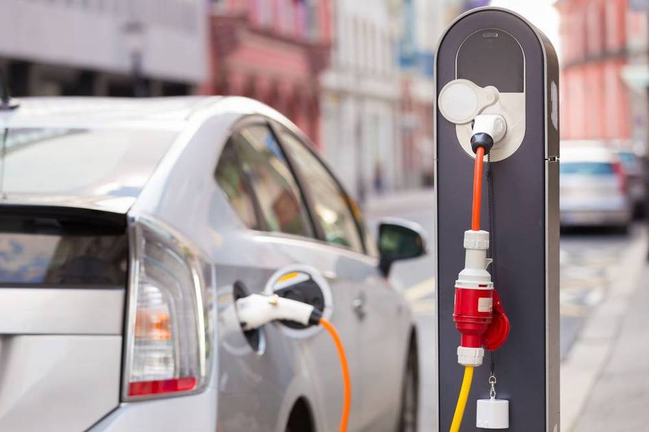 The Netherlands is a European leader in electric car charging stations