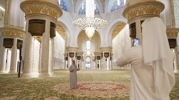 The Sheikh Saeed Grand Mosque Center emphasizes the importance of investment for youth