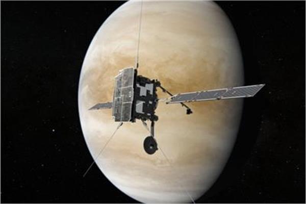 The Solar Orbiter space probe has successfully passed close to Venus