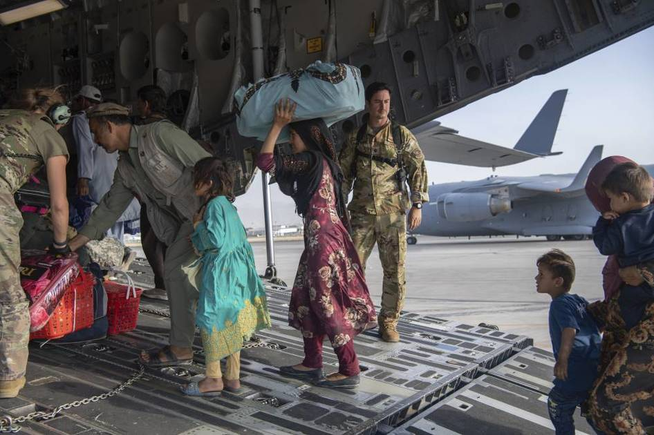 The Taliban allowed Afghanistan to leave after August 31
