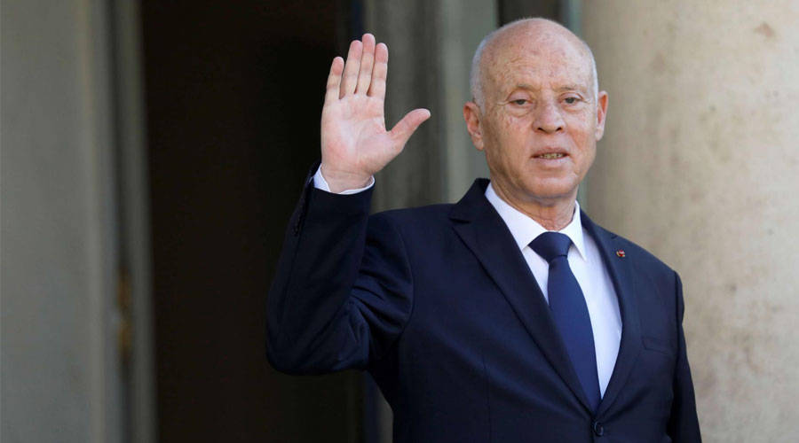 The Tunisian president has extended the suspension of parliament
