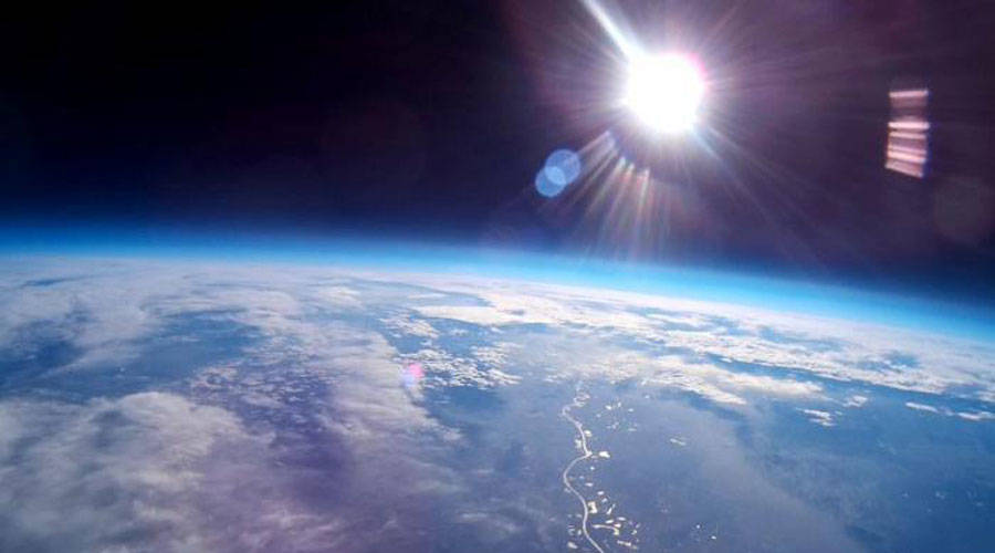 The protection of the ozone layer allowed to avoid further warming