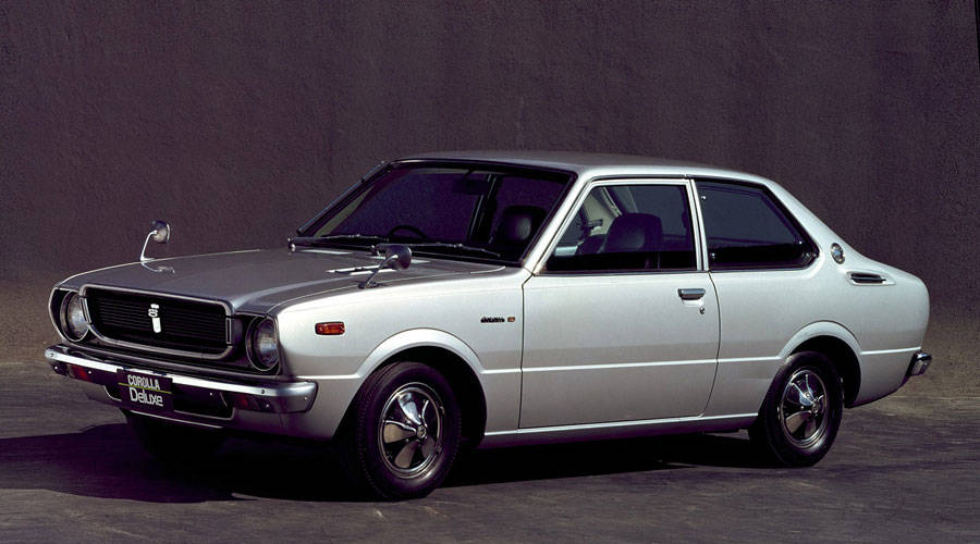 There are 50 million Toyota Corollas around the world