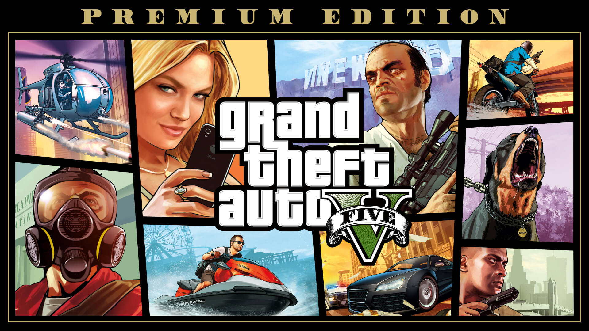 Download the full GTA V Game for Android in APK format with direct link and 0