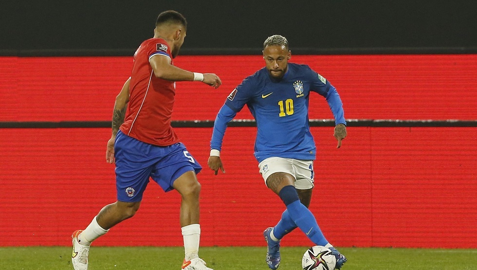 Neymar responds mockingly to the attack on him due to obesity