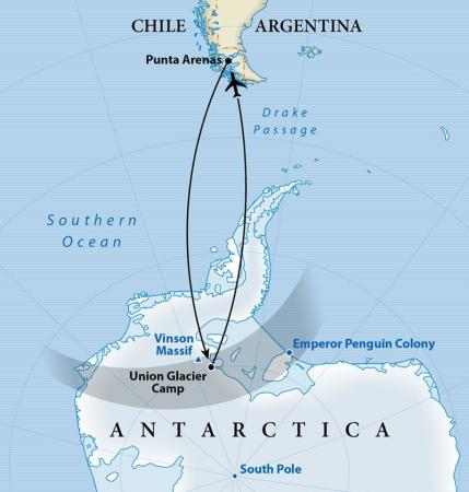 Antarctic solar eclipse 92 days