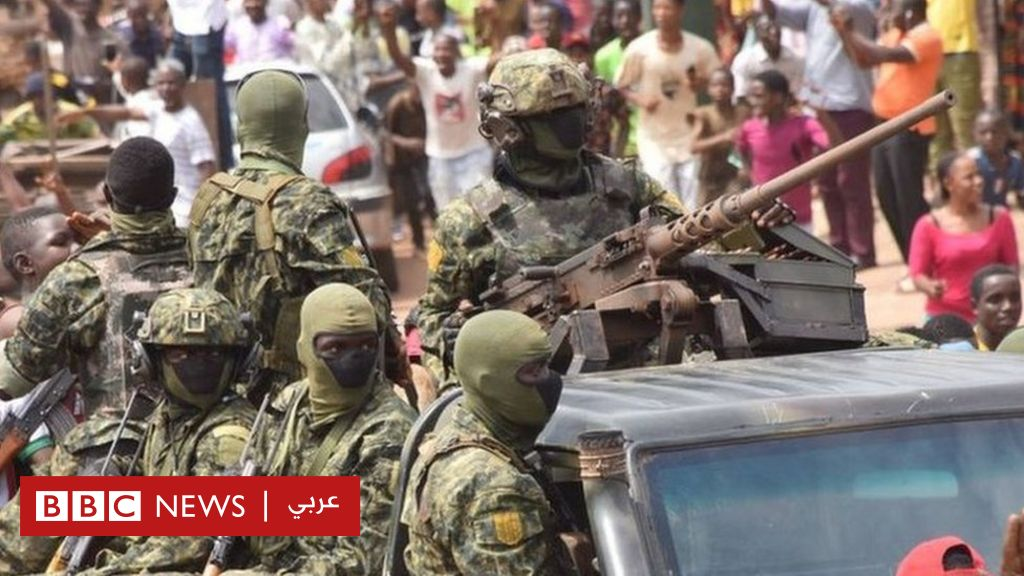 Guinea: Conspiracy leaders have detained the president and announced a nationwide curfew
