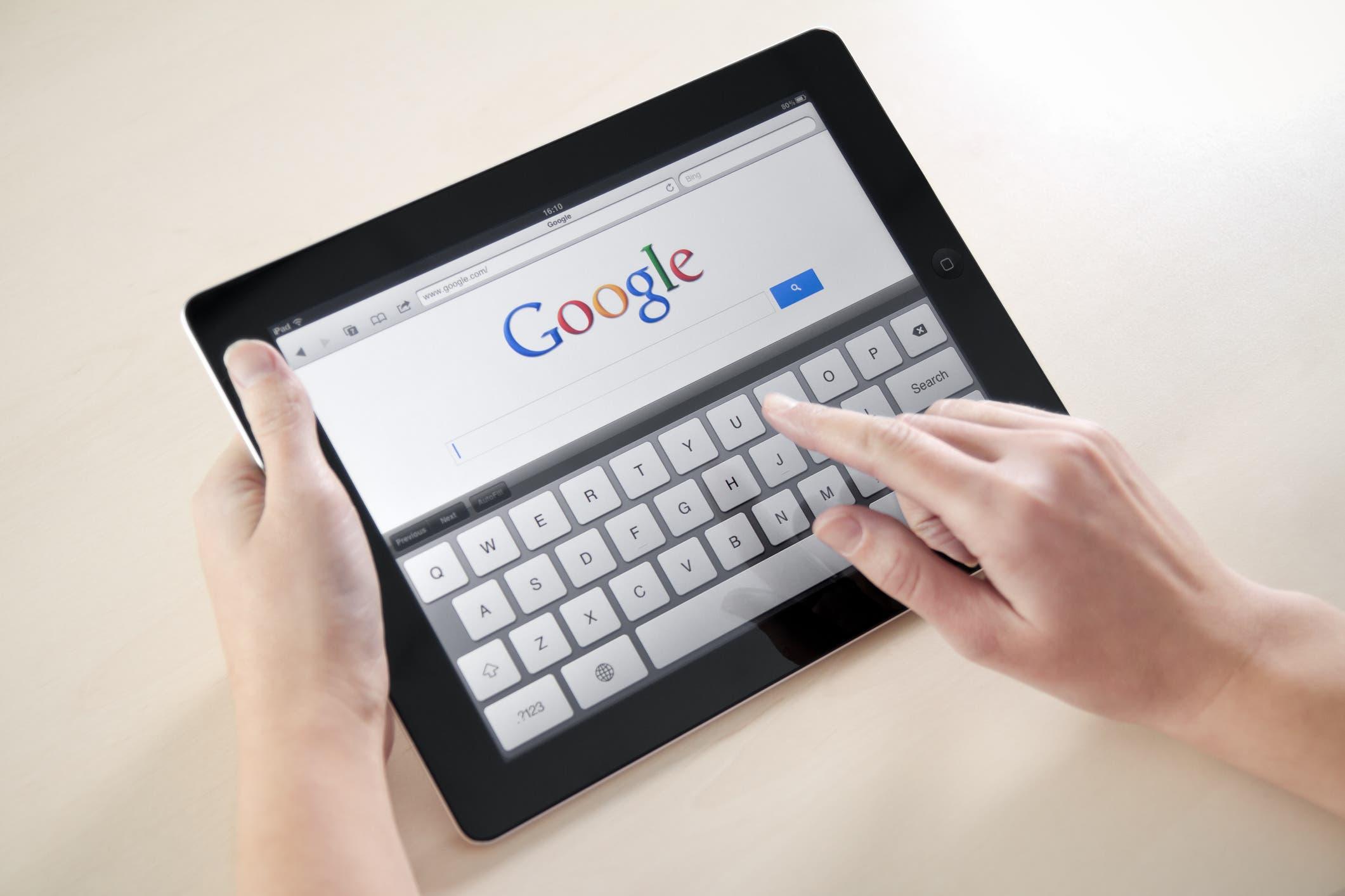 "Search engine ""Google"""
