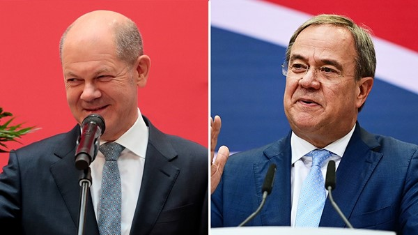 Two candidates for the German presidency after the endless election