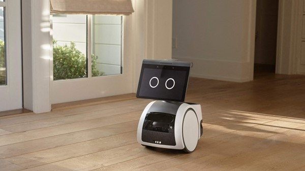 """""""Astro"""" .. A home robot from """"Amazon"""" at an affordable price"""