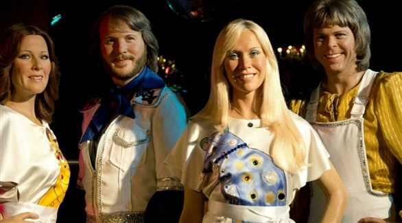 """""""ABBA"""" returns to the top 10 in the UK"""