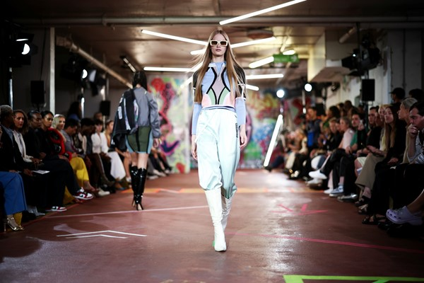 After a long wait .. Witness to London Fashion Week fashion shows