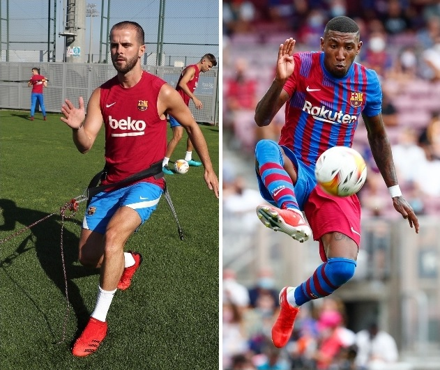 After leaving, two Barcelona players opened fire on the club
