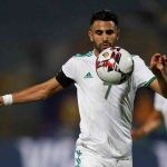 An Algerian operation against the CAF due to Riyadh Mahrez